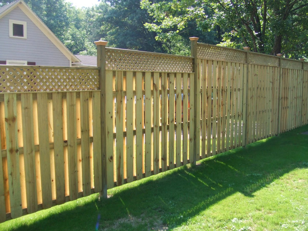 Rt fence company rtfence twitter give the perfect gift of a brand new beautiful fence check out all possibilities at httprtfence picitterdlompzkdei baanklon Images