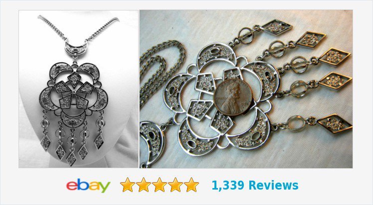NECKLACE 20in GEOMETRIC   eBay #vintage #quirky #hipster #retro #style #unusual #FashionBlogger #jewelry   http://www. ebay.com/itm/3720226101 65?ssPageName=STRK:MESELX:IT&amp;_trksid=p3984.m1555.l2649 &nbsp; … <br>http://pic.twitter.com/xEJY9OoRLZ