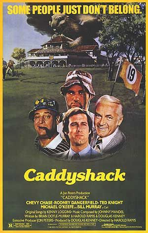 July 25, 1980, the film Caddyshack was released in theaters. #80s <br>http://pic.twitter.com/Dsg3K8GSIH