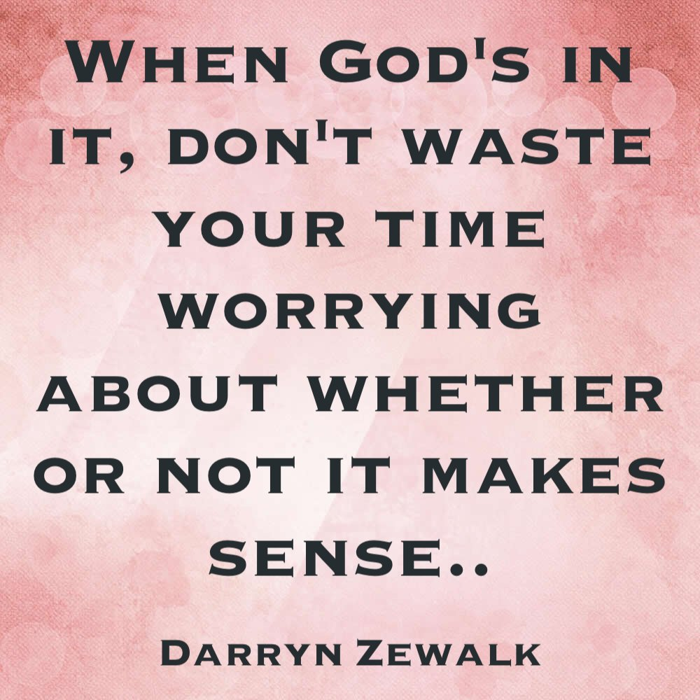 When #God's in it.. #TuesdayThoughts #Encouragement #Quote<br>http://pic.twitter.com/jAEDGKvlY9