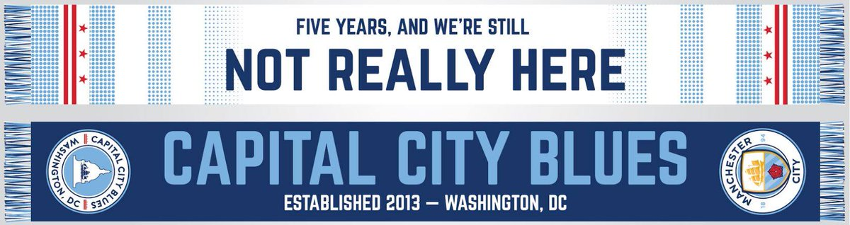 The new Capital City Blues Member Scarf celebrates our 5 years as a #ManCityOSC! Not a member? Sign up here:  http:// bit.ly/2v42yVM  &nbsp;   #MCFC <br>http://pic.twitter.com/ndUicbAHTB