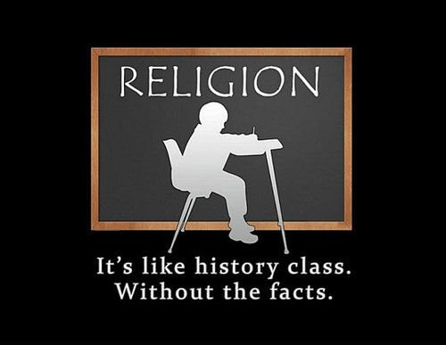 And that&#39;s a fact !  #Atheist #Atheists #Atheism #Truth #Fact #Jesus #God #Bible #Prayer #Christian #Religion #Quran #Islam #Allah #Creation<br>http://pic.twitter.com/tTYygc8cQe