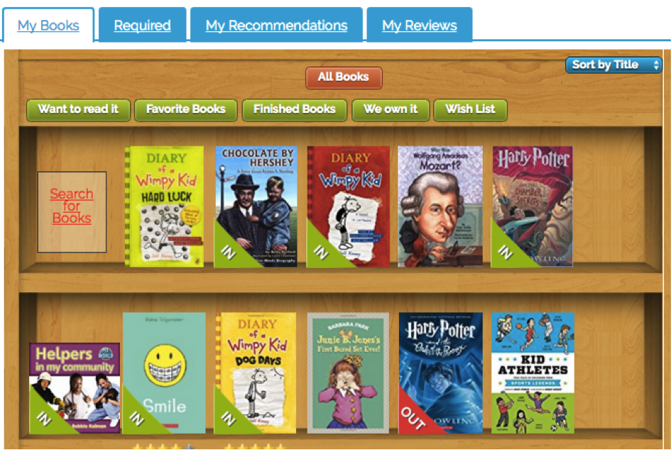 """To increase student reading, motivate, manage and measure with BiblioNasium - the """"GoodReads for Kids""""  http:// ow.ly/pmyQ30dbCsz  &nbsp;   #tlchat <br>http://pic.twitter.com/vLZjxeTwdX"""