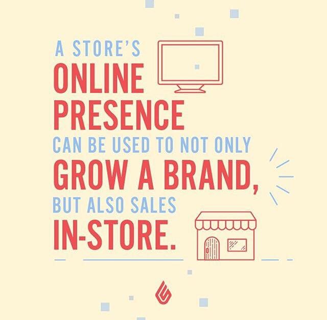 Having an #online and in-store #strategy is key to creating a #modern #retail #experience! by @LightspeedHQ  #brand #onlinepresence #retail <br>http://pic.twitter.com/vHFdPzesfe