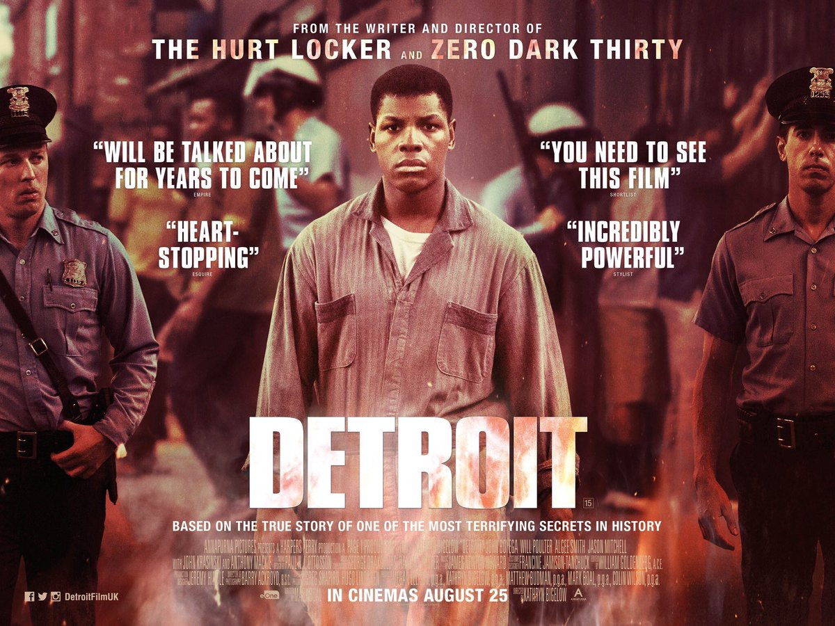 UK! Uk! UK! DETROIT will be released August 25th. 🇬🇧🇬🇧🇬🇧🇬🇧🇬🇧🇬🇧 #DETROI...