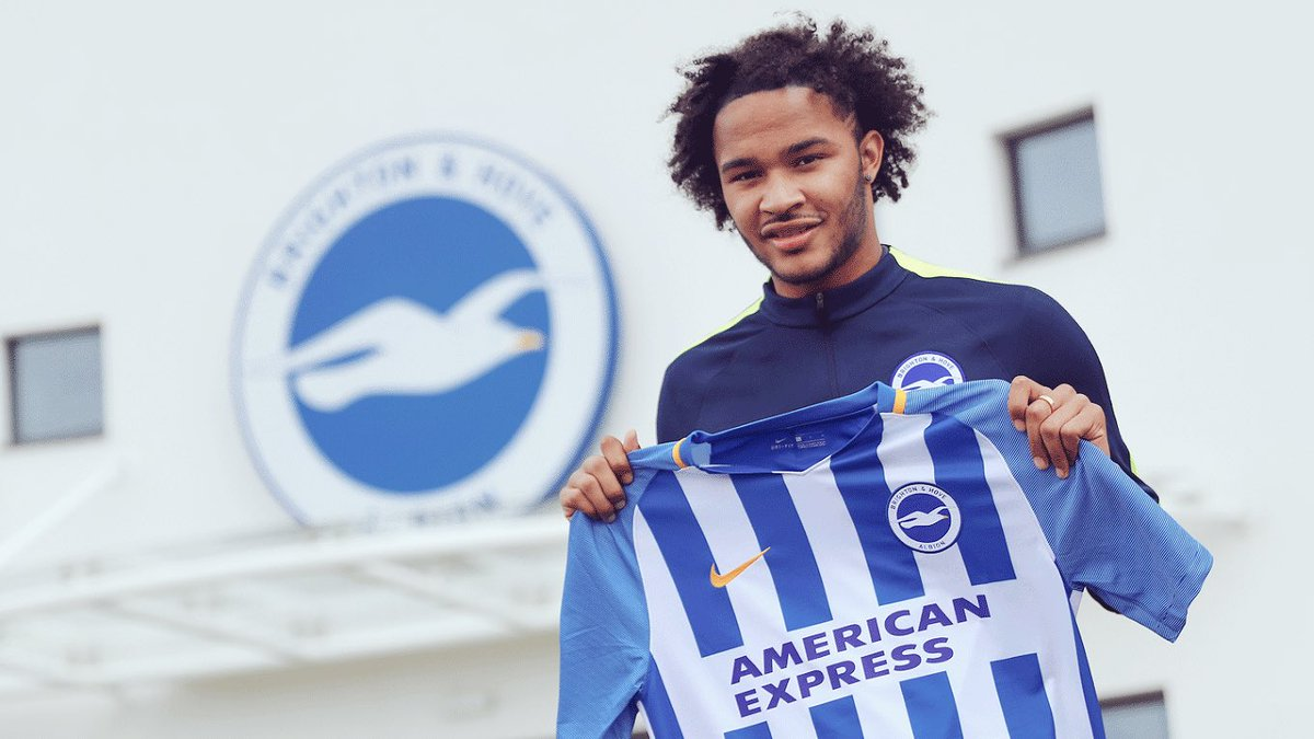 Brighton have completed the transfer of Izzy Brown on a season-long loan from Chelsea. #BHAFC #CFC <br>http://pic.twitter.com/qUz6bw47vo
