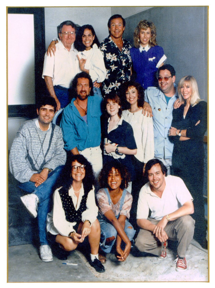The cast of Tiny Toon Adventures.  • • #TinyToonAdventures #TinyToons #WB #warnerbros #Cartoon #Cartoons #90s #90sKid #Voice #VoiceActor<br>http://pic.twitter.com/soyWQbvROt