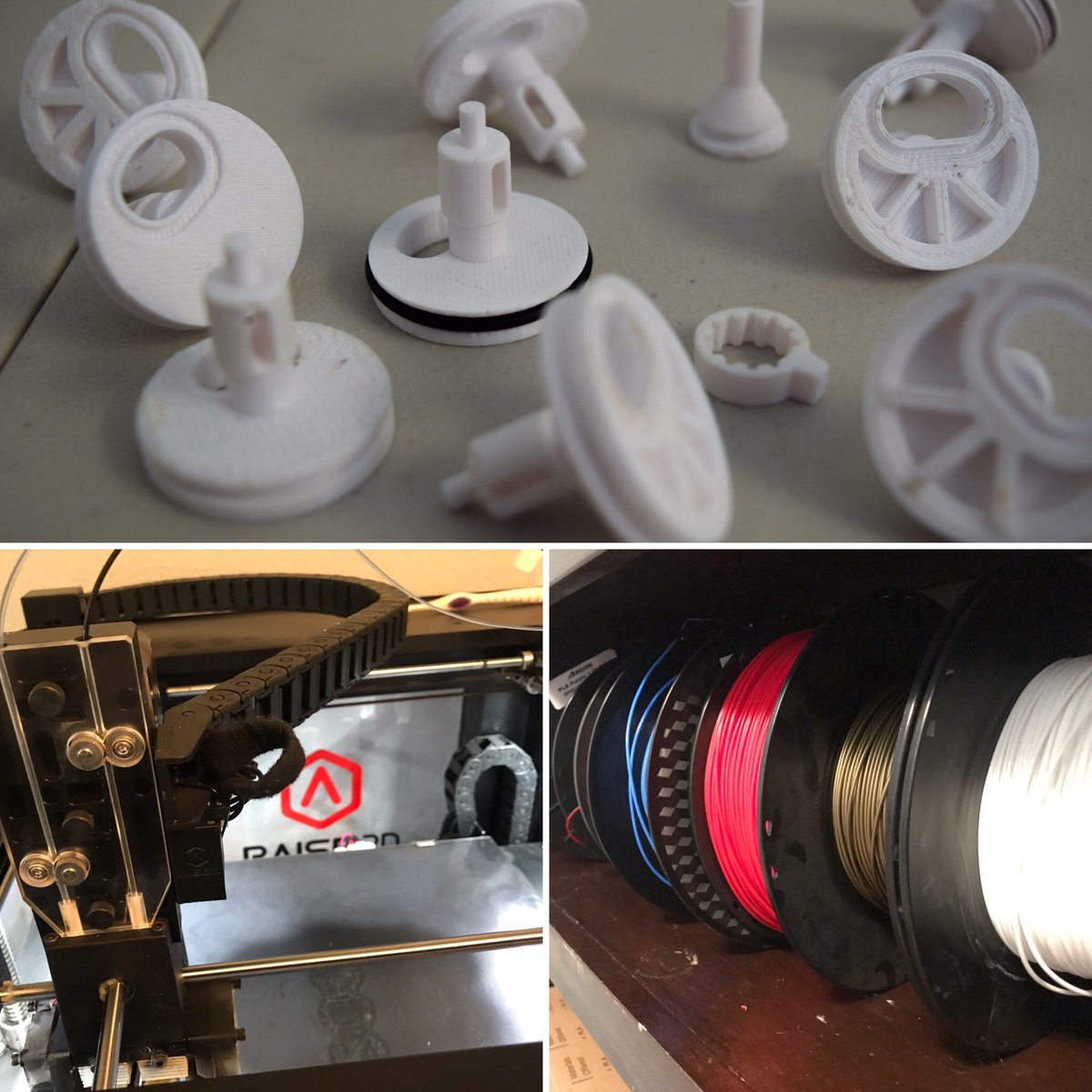It&#39;s mind blowing that everyday consumers can manufacture in their own homes.  #Manufacturing #TechTuesday #3Dprinting #gotparts #mfg<br>http://pic.twitter.com/9wBft1R3Hg