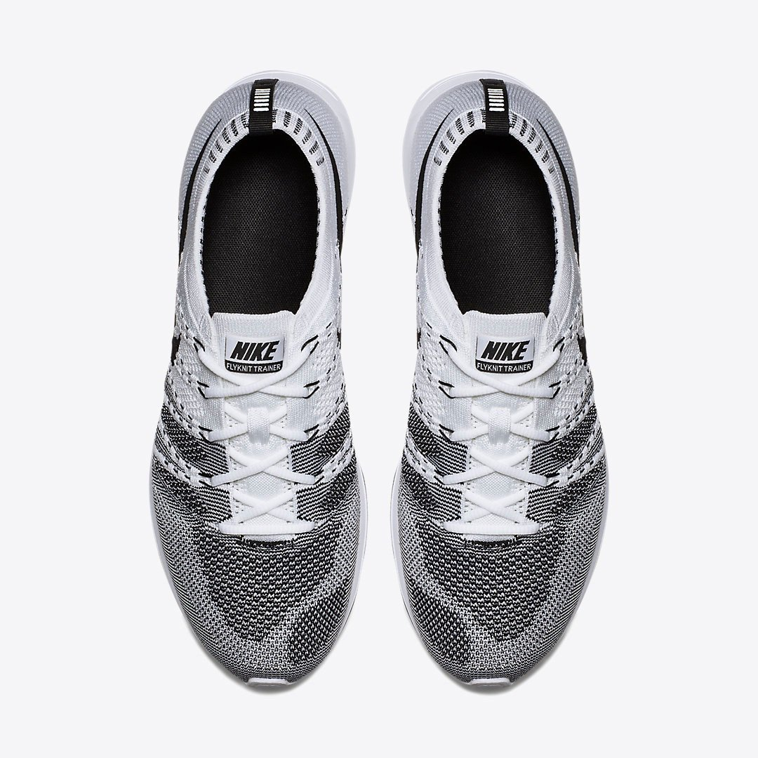 60e75bf3d6f white black nike flyknit trainers july 27 snkrs amp aug 24 north america  release