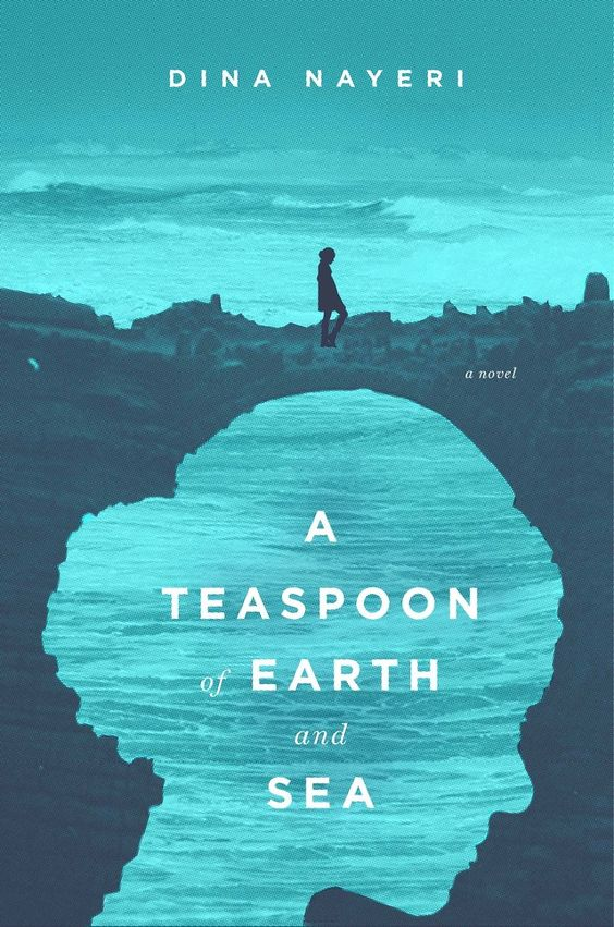 My favorite #bookcover of the day! A Teaspoon of Earth and Sea by @DinaNayeri   #book #read #write #design #designthinking #coverart<br>http://pic.twitter.com/IfsCiMfqCN