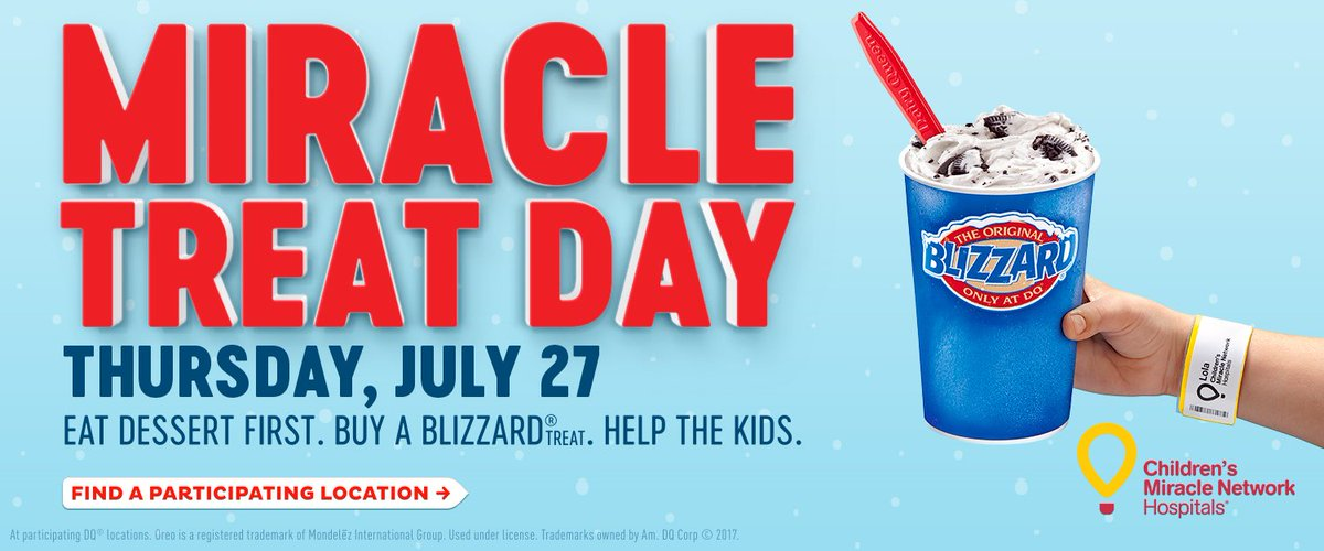 Just in case you weren't aware. #MiracleTreatDay https://t.co/PC8kx80TbG https://t.co/c3cOsn40gk