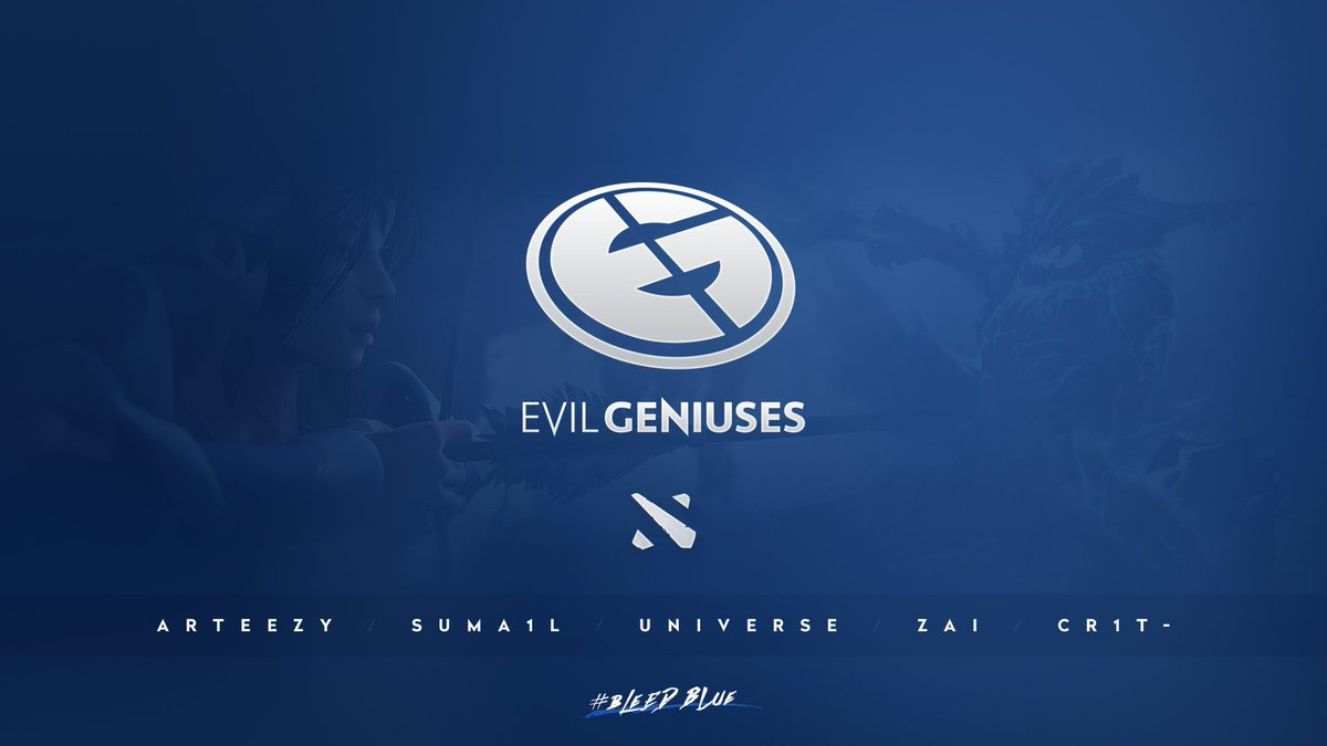 Evil Geniuses On Twitter Want Your Phone Avatar Or Wallpaper To