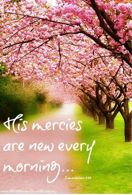 His mercies are new every morning. | #TTN #nonprofit #charity<br>http://pic.twitter.com/KHxBZFLhEX