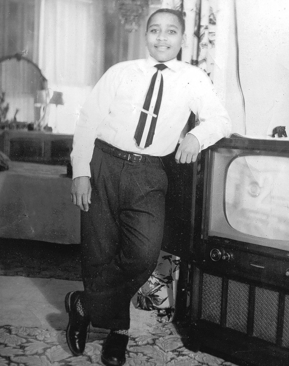 Emmett Till was born on this date in 1941. He would have been 76 years old today.