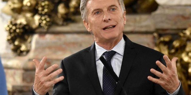 """Cronistacom: Macri: """"Argentina no está a..."""