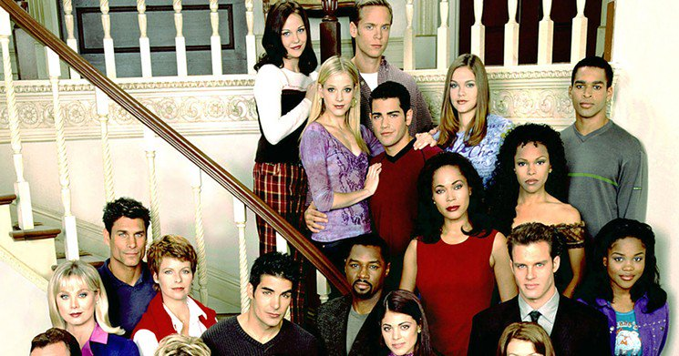 Fans celebrate #Passions, the weirdest soap opera in the history of daytime TV. https://t.co/j1TpKdnL56 https://t.co/QZigtvysxb