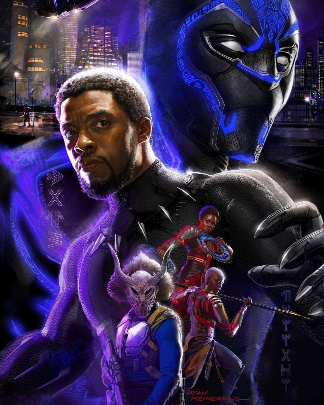 Nieuwe Concept Art van Marvel's Black Panther