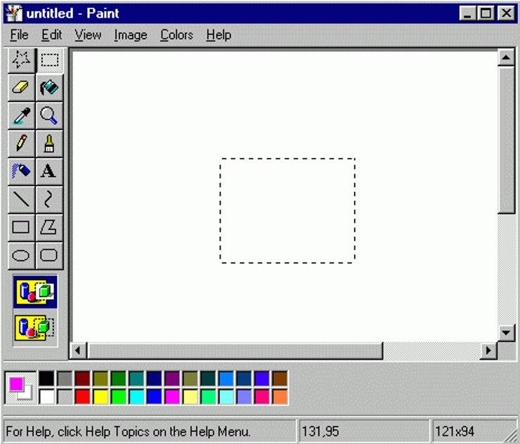 Как в паинте сделать картинку на весь экран, ручкой тетради клеточкам
