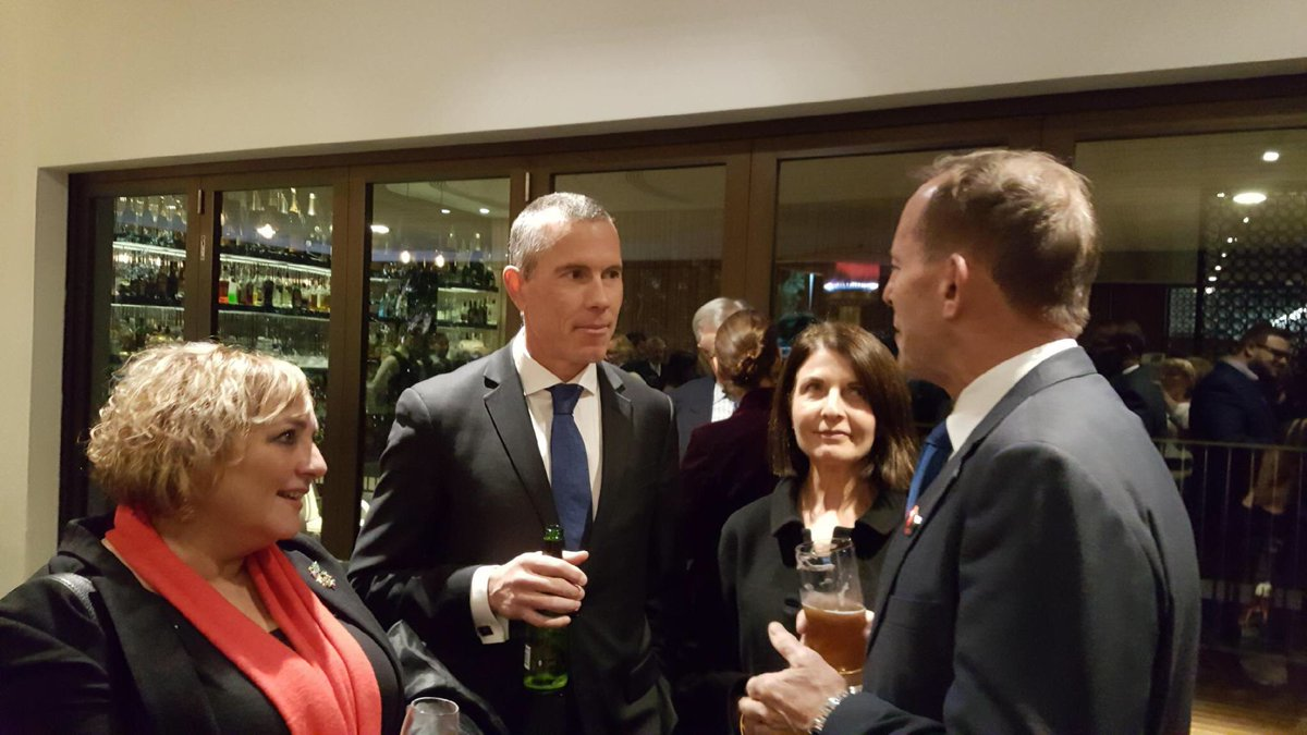 Fun night at the Mosman Chamber of Comme...