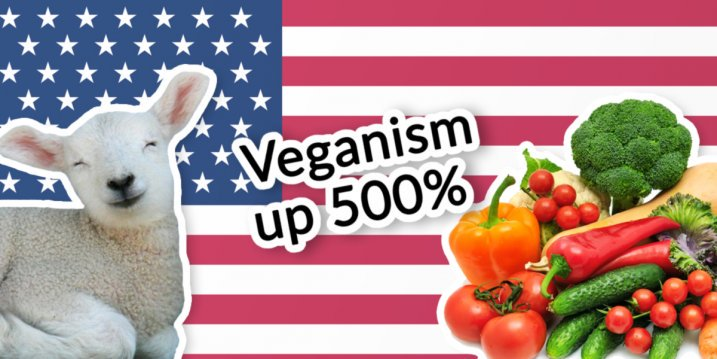 Veganism has grown 500% since 2014 in the US.  https://www. riseofthevegan.com/blog/veganism- has-increased-500-since-2014-in-the-us &nbsp; …  #Vegan #GoVegan<br>http://pic.twitter.com/Mxyu9TTxib