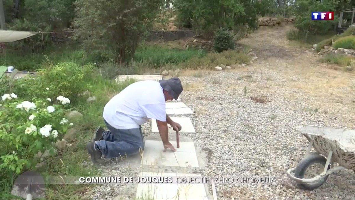 Le dispositif 'territoire zéro chômage' expérimenté dans une commune des Bouches-du-Rhône https://t.co/Ku0q3SSjS3