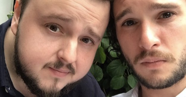 'Game Of Thrones' star John Bradley can't stop gushing over Kit Haring...