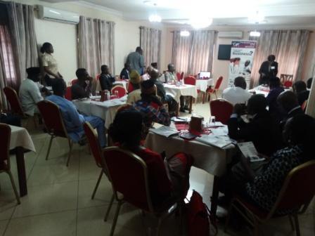 BNI Gateway Chapter, Sango Ota, Ogun State