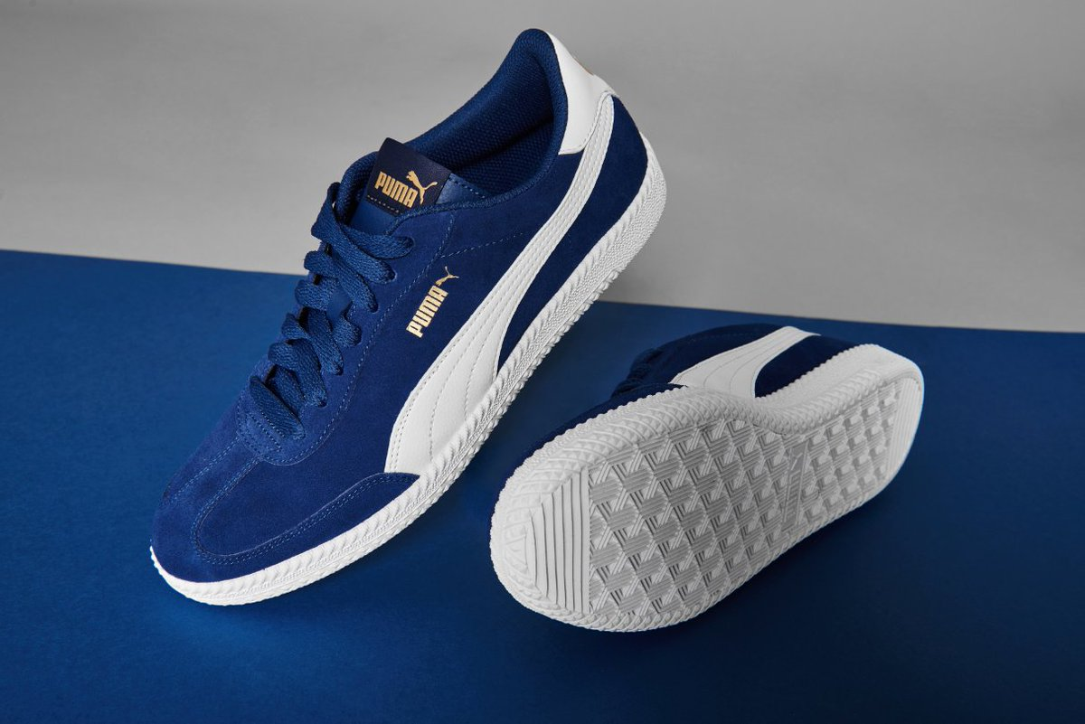 PUMA Astro Cup Suede Trainers