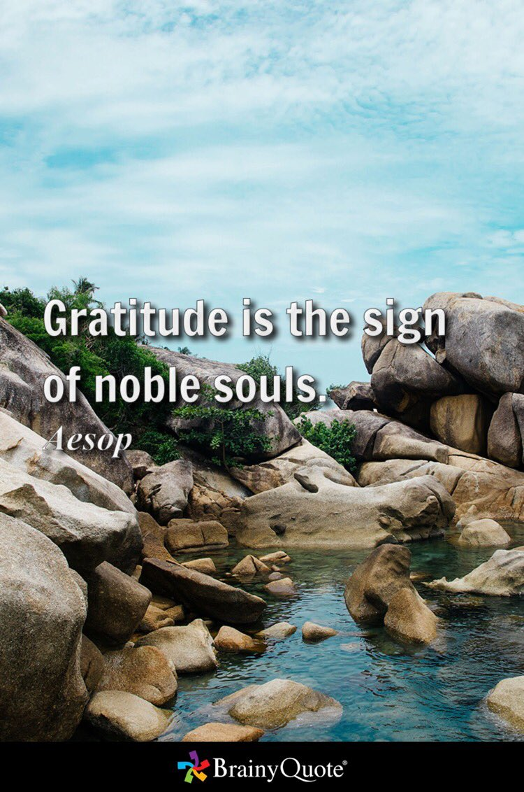 Are you a noble soul? I&#39;m feeling #Gratitude for @DrDeniseMD @marshawright @RockChristopher @MisterSalesman for their support on #Twitter <br>http://pic.twitter.com/0af6cACcmh