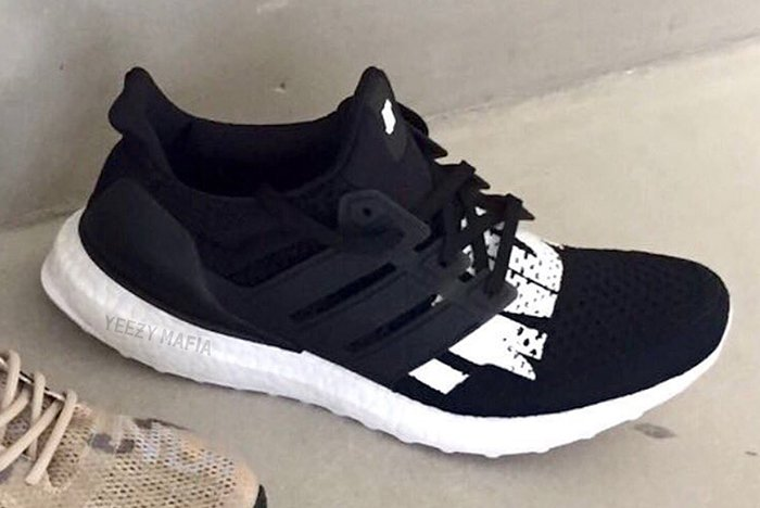 The Yeezy Mafia leak an upcoming UltraBOOST colab https://t.co/ldrkbjOjnR #sneakerfreaker #undefeated