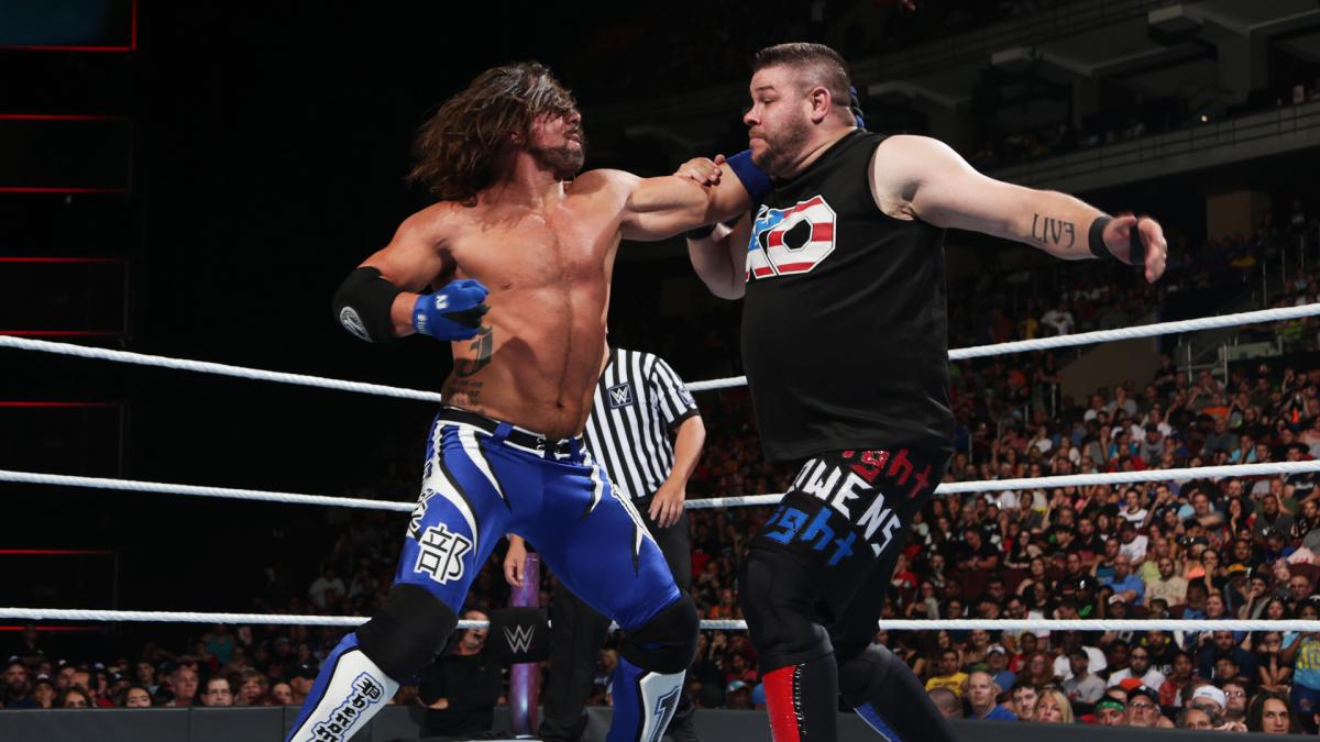 Will @AJStylesOrg continue his pursuit o...