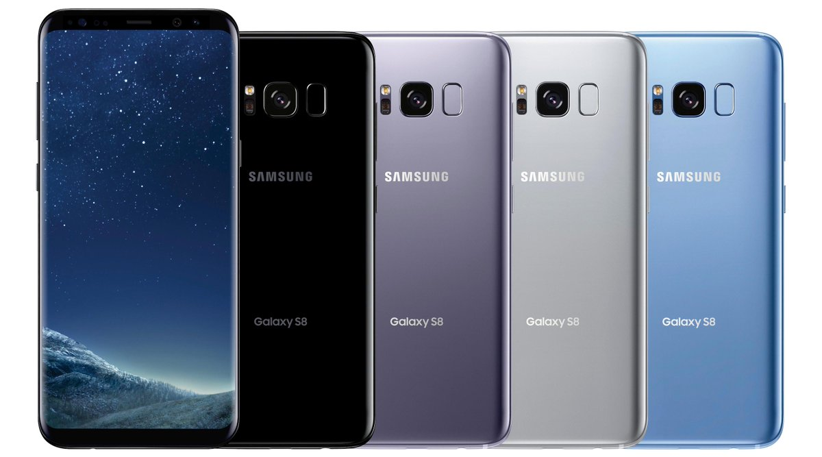 Save up to $400 on the new Coral Blue #Samsung GS8 or GS8+ w/ qualified activation. Available NOW only @BestBuy  http:// bby.me/cdr3k  &nbsp;   #ad<br>http://pic.twitter.com/CfvTnFsVsN