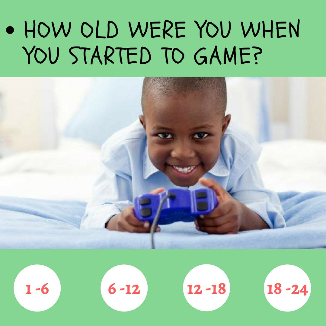 How old were you? Mention that &#39;rude&#39; gamer to this one. #gamer #profile #FIFA17 #tekken #mk #esports #gametime2017<br>http://pic.twitter.com/1LBYoVT5k3