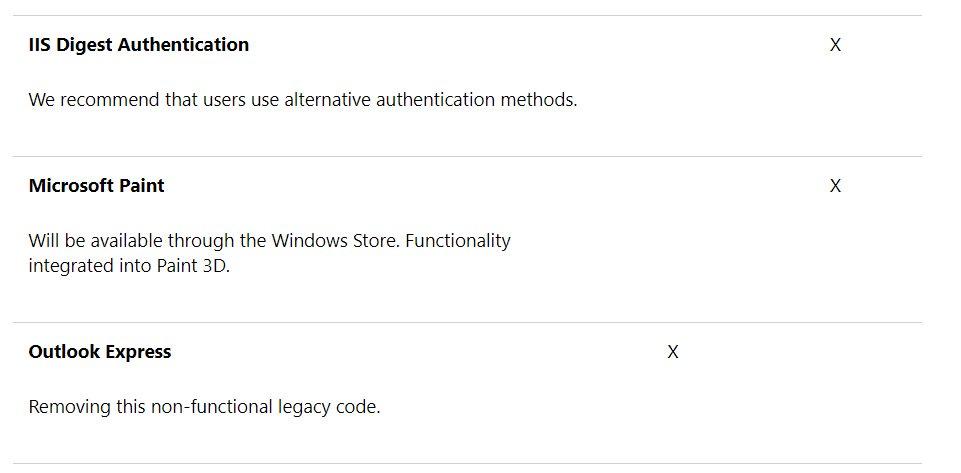 1000RT Windows10から「ペイント」が消える? マイクロソフトがアッ...