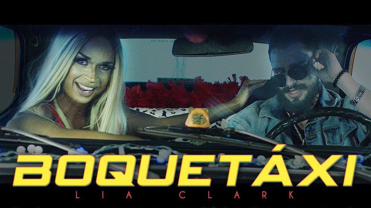 Vem assistir meu novo clipe #Boquetaxi 🚕...