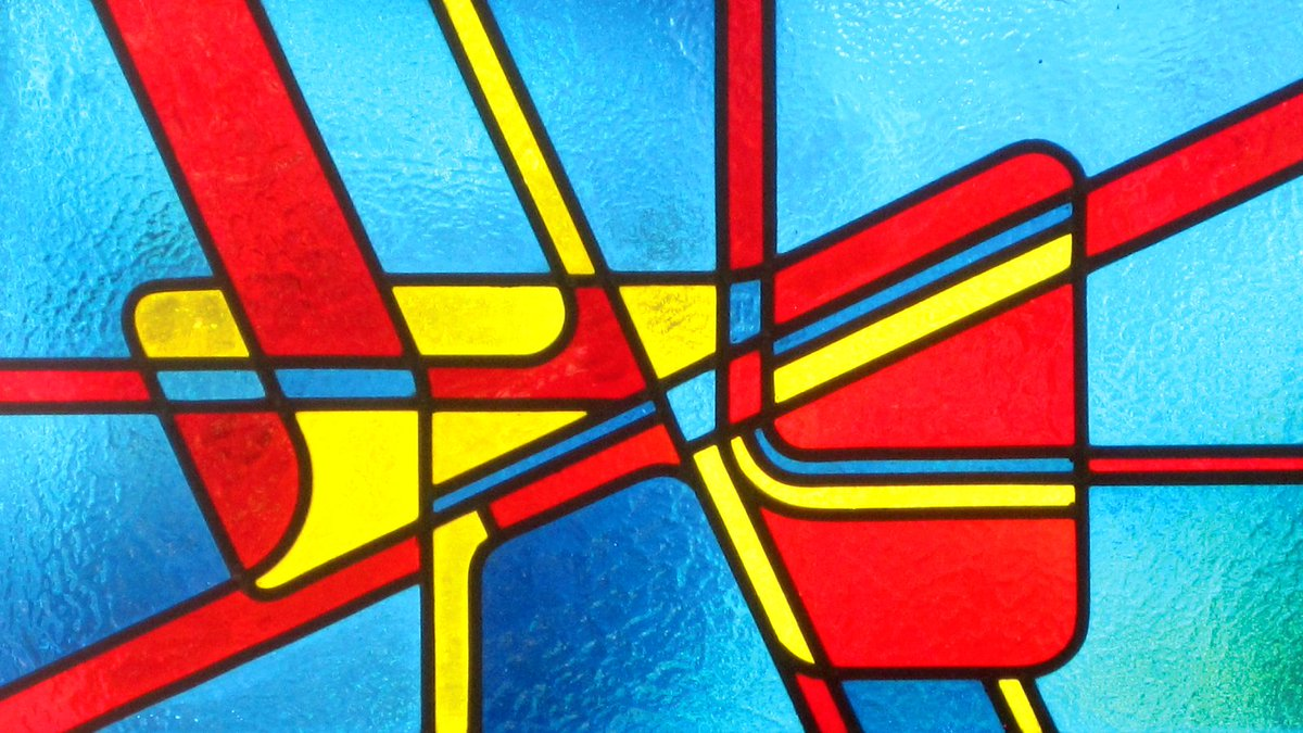 Turning plots into stained glass:  http://www. symmetrymagazine.org/article/turnin g-plots-into-stained-glass &nbsp; …  #sciart <br>http://pic.twitter.com/aFOAS8HlUj
