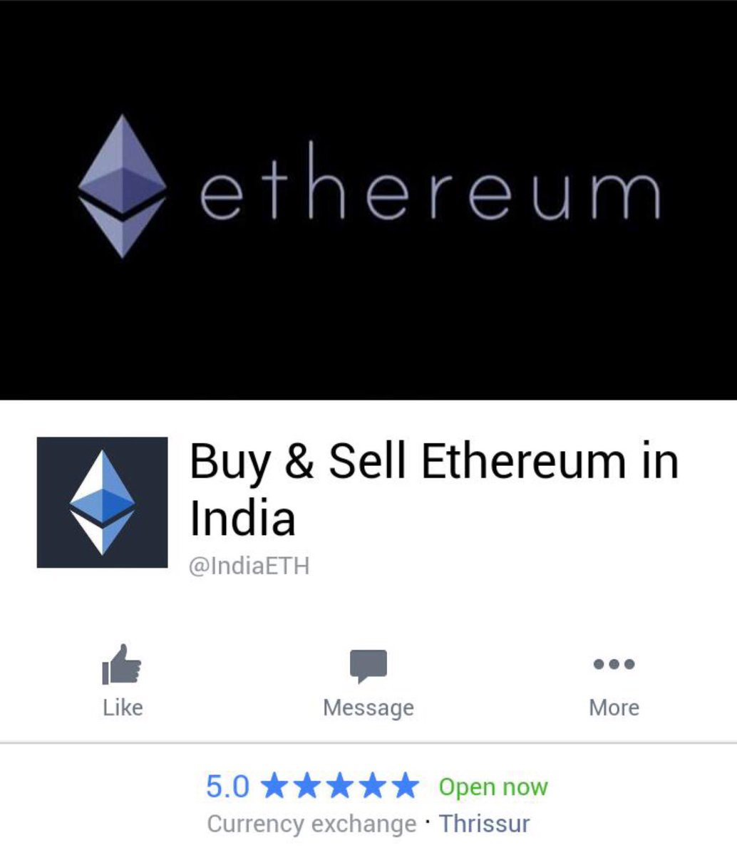 how to buy and sell ethereum in india