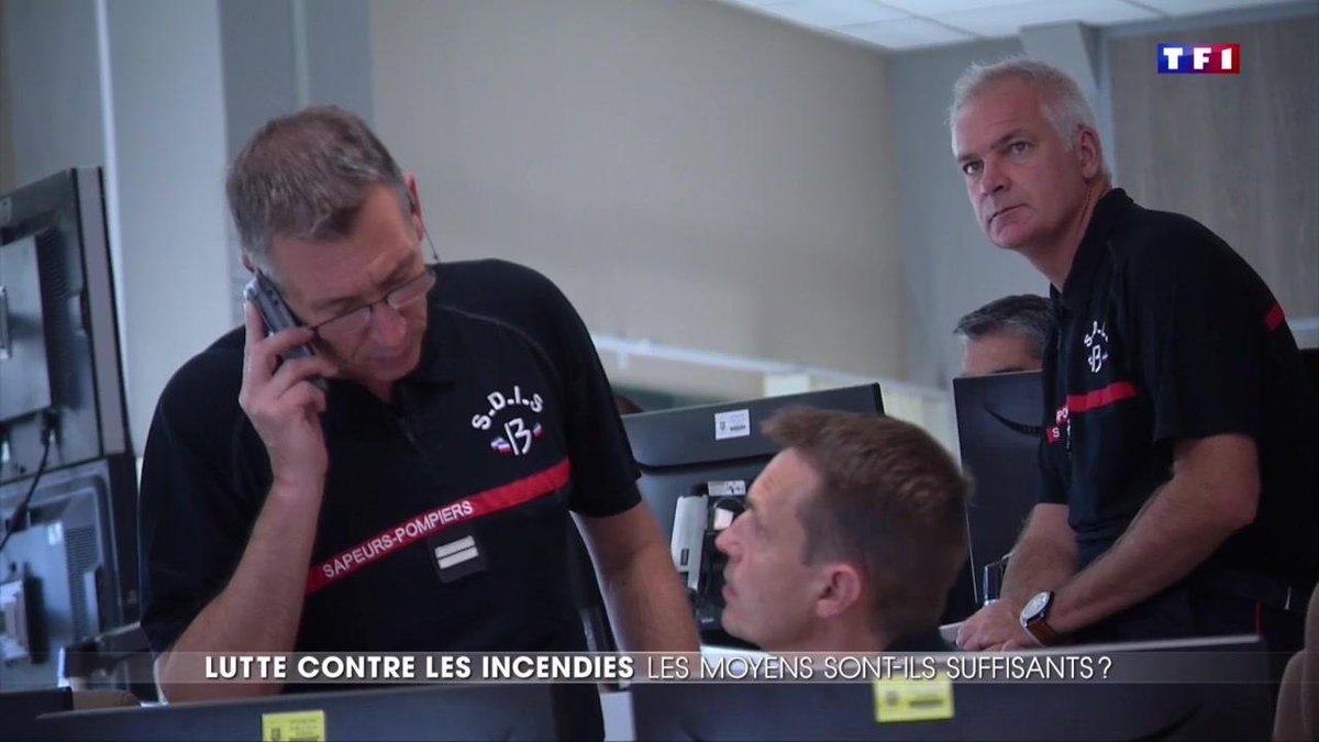 Avec la multiplication des feux de forêt, les pompiers sous tension dans le sud de la France https://t.co/QnGZB1vlCD