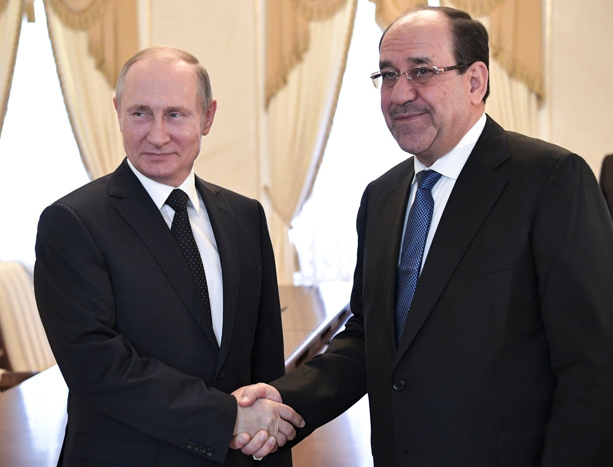 Putin Meets with Iraqi Vice President -  http://www. oann.com/putin-meets-wi th-iraqi-vice-president/ &nbsp; …  #OANN #Putin <br>http://pic.twitter.com/qwScfc5Pgn