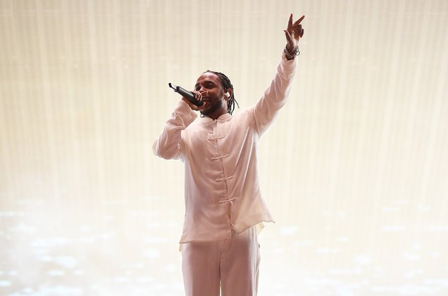 Kendrick Lamar, Katy Perry & The Weeknd lead this year's @MTV #VMA...