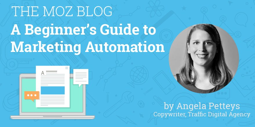 A Beginner&#39;s Guide to #MarketingAutomation   http:// buff.ly/2utAGZX  &nbsp;  <br>http://pic.twitter.com/0z4KjncdAU