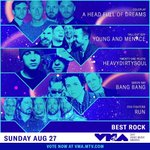 RT @coldplaying: Coldplay are nominated for Best R...