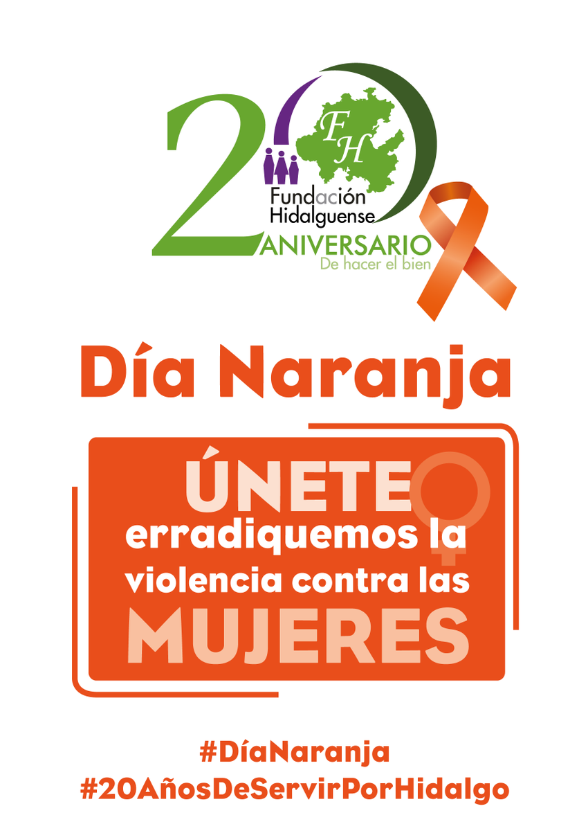 #DíaNaranja https://t.co/5ZkQOkKbr4