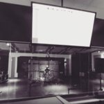 Catacombs Cam: Kent watches from the control room as Zach lays down a new track. M. #Catacombs