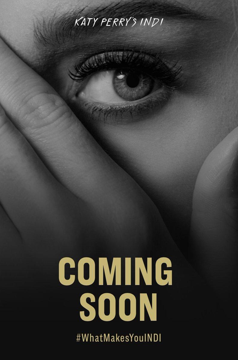 Katy Announces A New Fragrance Indi Katy Perry Fotp