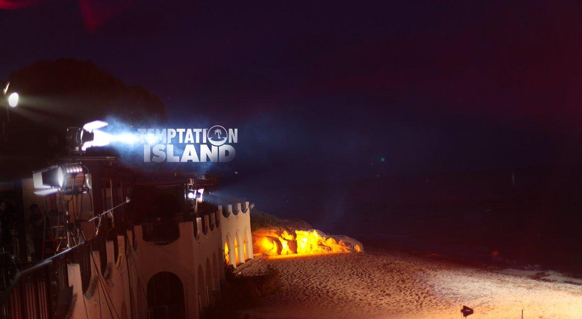 LIVEBLOGGING 31 LUGLIO 2017 TEMPTATION ISLAND