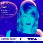 RT @MTV: @taylorswift13 hi!!!!! congrats on your n...