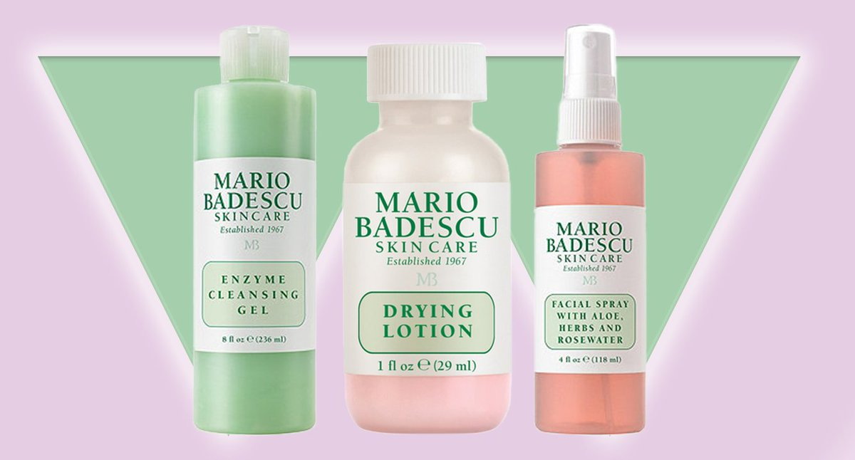 Influenster On Twitter The Best Mariobadescu Products