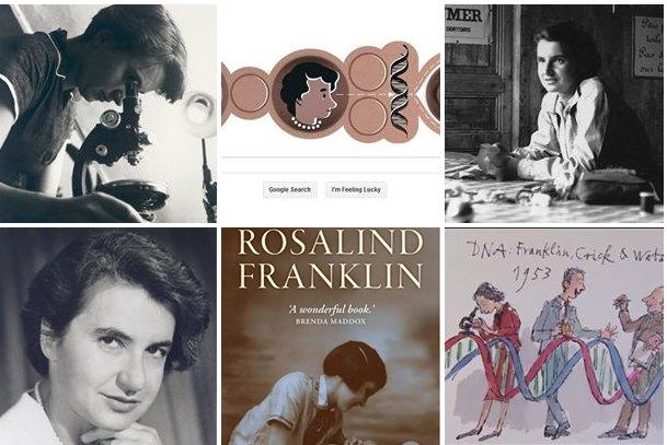 The tragically short, yet illustrious life of chemist &amp; X-ray crystallographer, Rosalind Franklin  http:// ow.ly/dYDN30dRS0k  &nbsp;   #womeninstem <br>http://pic.twitter.com/jCl9tgOiMM