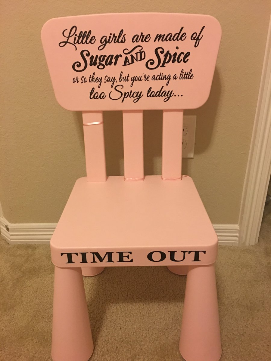 Danielle Busby On Twitter The Timeout Chair Outdaughtered
